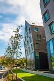 Modern housing Royalty Free Stock Photography