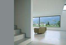 modern huis stock fotografie