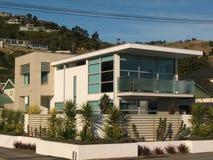 Modern Huis 3 Stock Afbeelding
