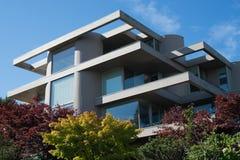 Modern huis Royalty-vrije Stock Foto