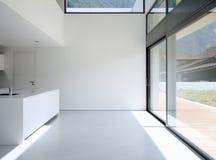 Modern huis stock foto's