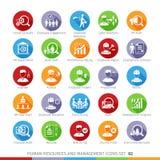 Modern Human Resources set 02 Stock Photos