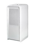 Modern humidifier isolated. On the white background royalty free stock image