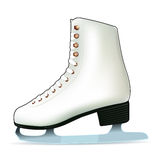 Modern ice skates Royalty Free Stock Photo
