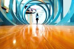Modern indoor Stock Photography