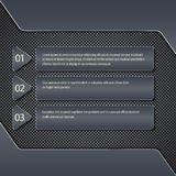 Modern  infographic on speaker grill texture . Can be used for web design , workflow Stock Photo