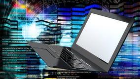 Modern innovation compiting technology. Stock Photography