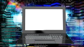 Modern innovation compiting technology. Stock Photos