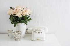 modern inre dekor Royaltyfria Bilder