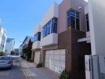 A modern inside a neighbourhood near the city of perth stock photo