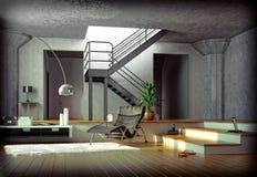 Free Modern Interior Royalty Free Stock Photos - 15465578