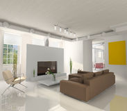 Free Modern Interior Stock Photography - 16705332