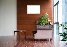 Modern interior Royaltyfri Fotografi