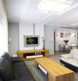 Modern Interior arkivbilder