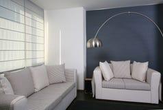 Modern interior. Design modern interior, living area stock photography