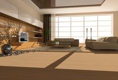 Free Modern Interior Stock Photo - 3316150