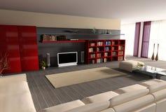 Free Modern Interior Royalty Free Stock Photos - 3380758