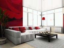 Modern interior Royalty Free Stock Photography