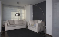 Modern interior. Design modern interior, living area Stock Photo
