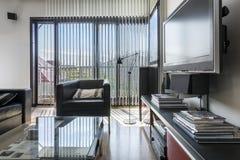 Modern interior apartment Stock Images