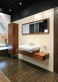 Modern interior.Bathroom Royalty Free Stock Photography