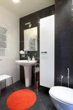 Modern interior. Bathroom Royalty Free Stock Photos