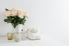 Modern interior decor Stock Photo