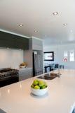 Modern Interior Design Stock Photography