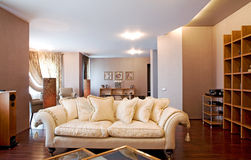 Modern interior design Royalty Free Stock Photography