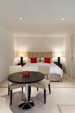 Modern interior design Royalty Free Stock Photo
