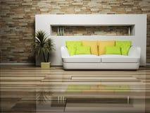 Free Modern Interior Design Of Living Room Stock Photo - 18640850