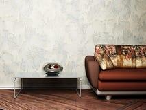 Free Modern Interior Design Of Living Room Royalty Free Stock Photos - 19461748