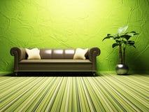 Modern Interior Design Of Living Room Stock Photos