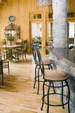 Modern Interior/Dining stock images