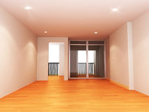 Modern interior Living room Royalty Free Stock Photos