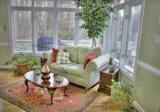 Modern interior room Royalty Free Stock Image