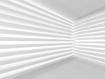 Modern Interior Room Stripe Pattern Wall Background Royalty Free Stock Photography