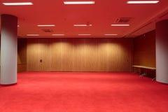 Modern interior. Tauron Arena Krakow Royalty Free Stock Photography