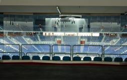 Modern interior. Tauron Arena Krakow Stock Images