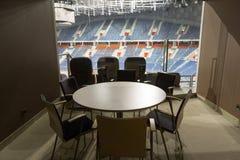 Modern interior. Tauron Arena Krakow Stock Photography