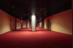 Modern interior. Tauron Arena Krakow Stock Image