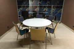 Modern interior. Tauron Arena Krakow Stock Photos
