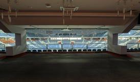 Modern interior. Tauron Arena Krakow Royalty Free Stock Photos