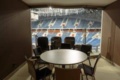 Modern interior. Tauron Arena Krakow Royalty Free Stock Image