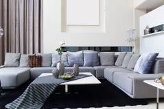 Modern interiors Stock Image