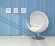 Modern interiour composition Stock Image