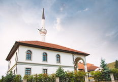 Modern islamic architecture mosque Royalty Free Stock Images