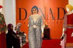 Modern Islamic dress Royalty Free Stock Image