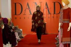 Modern Islamic dress Stock Photography