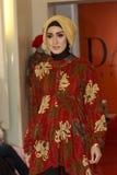 Modern Islamic dress Stock Photos